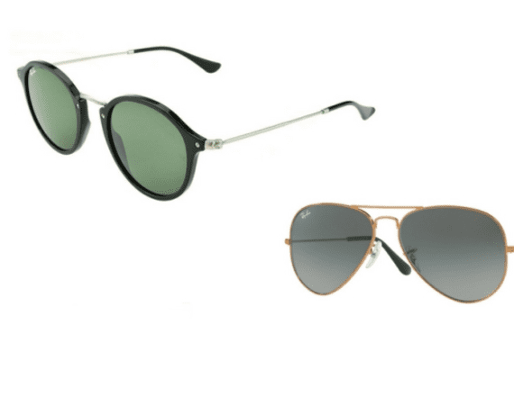 1ffcfee8a5f2 Win! Two pairs of RayBan sunglasses