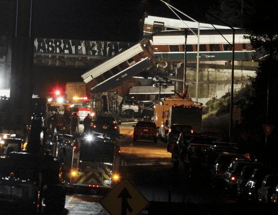 Train-derailment Articles, Photos and Videos - AOL