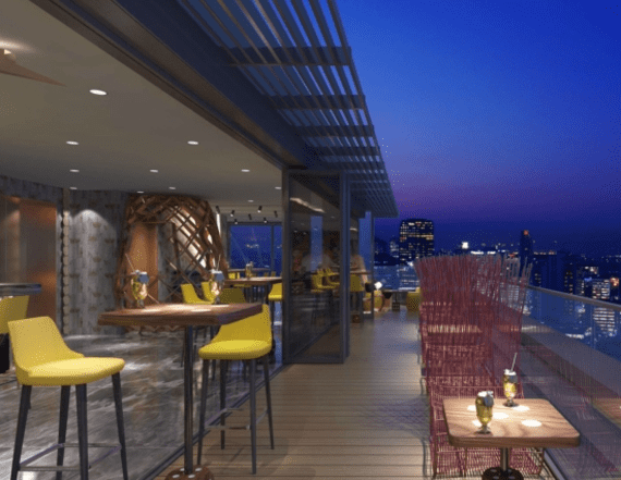 54d9b690dde2 Win! A stay for two at Dorsett City in London