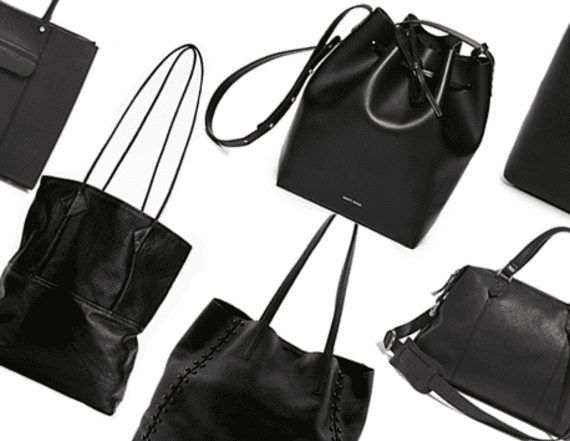 f4ed9faf3e Let's get shopping: Finding the perfect black bag