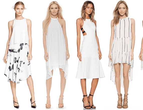 87e288e4472 Not your typical LWD  Unique white dresses for spring