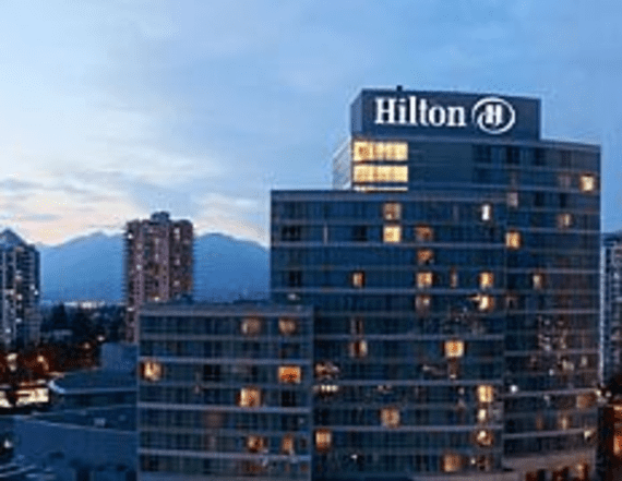 hilton hhonors worldwide