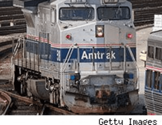 Study shows that Amtrak loses $32 per passenger  How much do