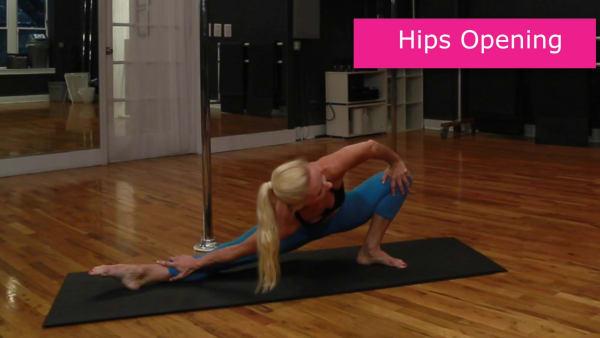 Pole Fitness Beginner Workout | AOL.com