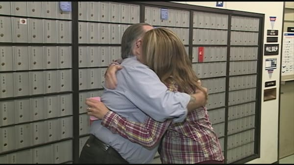 New Hampshire War Veteran, Postal Worker Pays for Care Package to Afghanistan