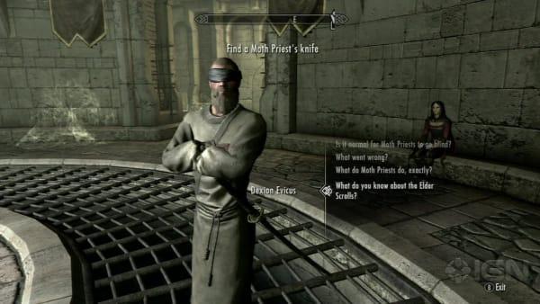 Skyrim Walkthrough Dawnguard DLC: Part 9 - Unseen Visions