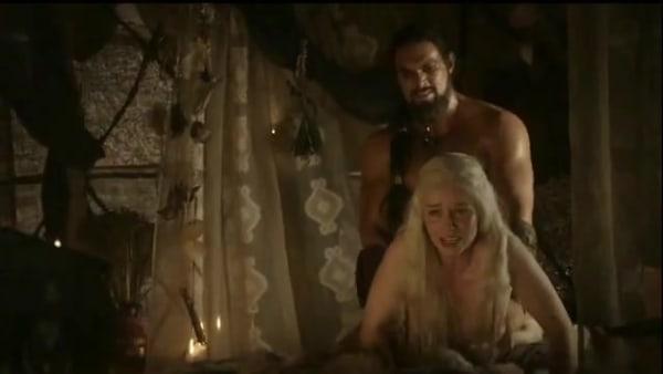 Game of thrones nud