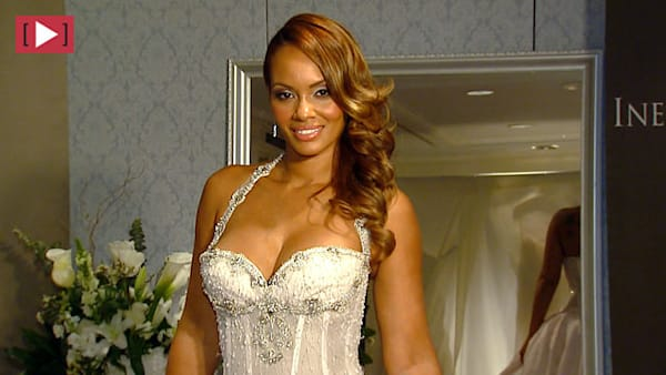 evelyn lozada goes wedding dress shopping aolcom