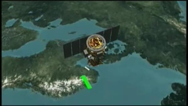 Google Earth Satellite Launched Aol Com