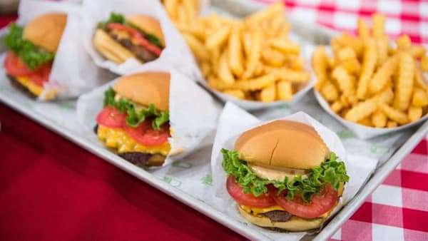 Shake Shack Releases A Cookbook Lifestyle