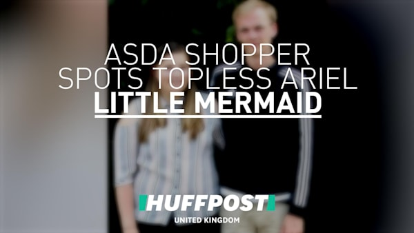 9af62a9456 Asda Shopper Shocked After Spotting Child's 'The Little Mermaid' Swimsuit  With Topless Ariel | AOL.com