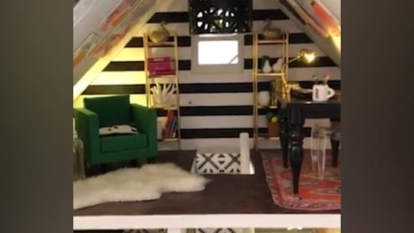 Philadelphia woman builds miniature dollhouses inspired by Chip and Joanna Gaines | AOL.com