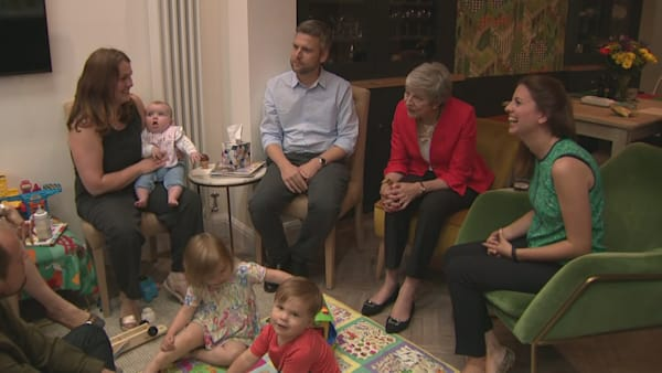 Theresa May launches consultation on parental leave   AOL com