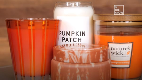 We smelled the top four pumpkin spice candles this year