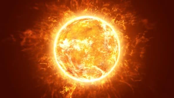 solar storm reaches earth - photo #14