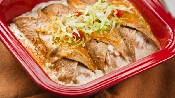 Delicious Easy Chicken Enchiladas Recipe Lifestyle