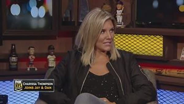 Charissa Thompson once gave Larry David a haircut
