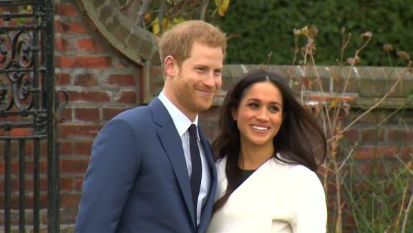 Prinz Harry Und Herzogin Meghan Sind