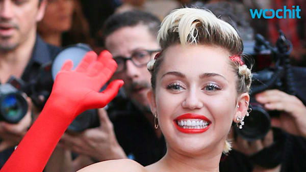 Miley S Boobs. Miley Cyrus bares her boobs in naked selfie