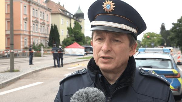 Mann Regensburg Erschossen
