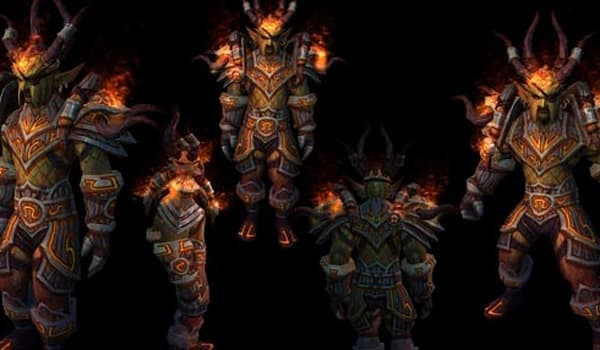 Scattered Shots: Hunter tier 12 armor first look