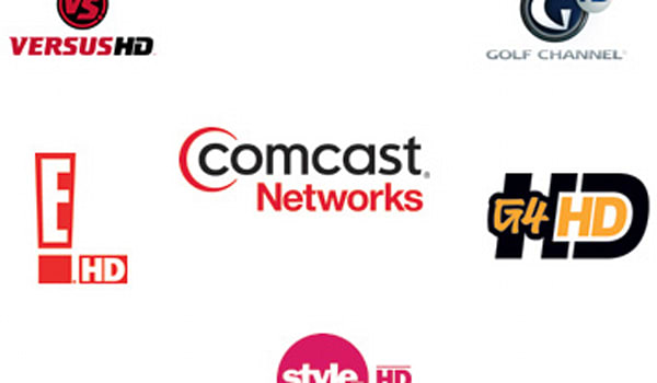 Comcast Networks officially adds five new HD channels