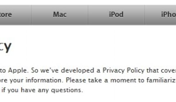 iOS 4 privacy policy updated: Apple can anonymously collect location