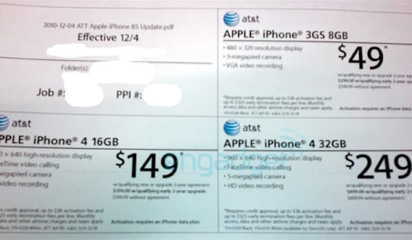 Apple's iPhone 4 (legitimately) on sale for the first time: $50 off