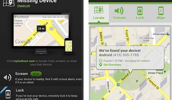 Lookout Security & Antivirus for Android gets a makeover, lets