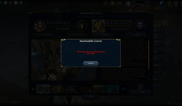 Might & Magic Heroes 6 currently unplayable for many [update