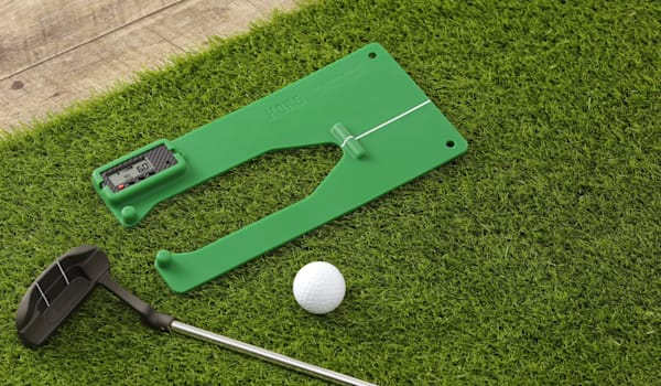 Korg made a golf putting board with built-in metronome