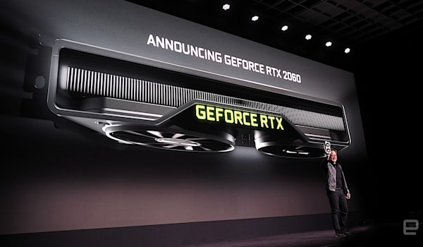 NVIDIA's $349 RTX 2060 GPU is more powerful than a 1070 Ti