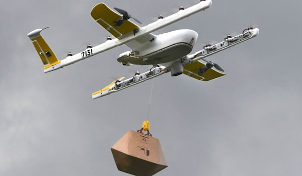 Alphabet's Wing launches drone delivery service in Australia