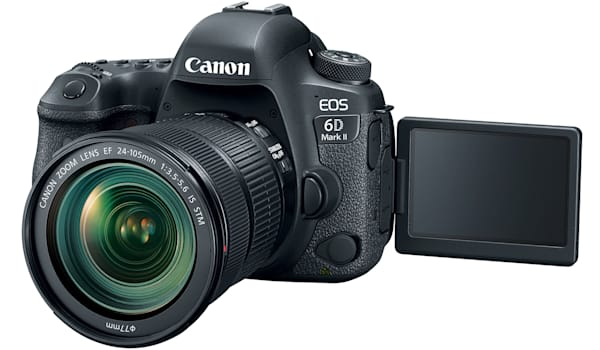 Canon's full-frame 6d mark ii is a solid upgrade with a catch.