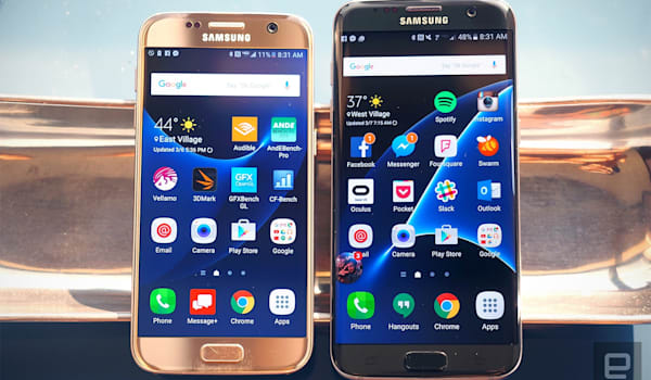 Samsung releases unlocked Galaxy S7 phones in the US