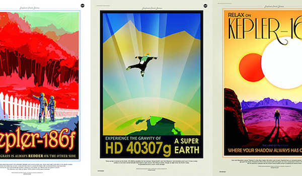 nasa made travel posters for real exoplanets and they re superb engadget travel posters for real exoplanets
