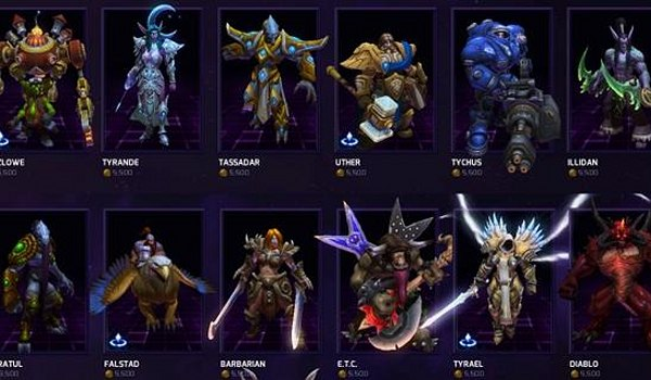 Heroes Of The Storm Hero Rotation For April 8 April 14 Engadget Activate to destroy a targeted turret. heroes of the storm hero rotation for