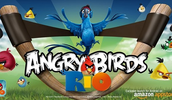 angry birds rio free download for android