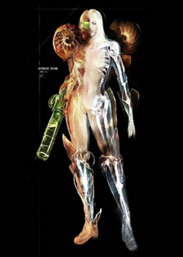Gamers respect Samus too much to picture her naked?   Engadget
