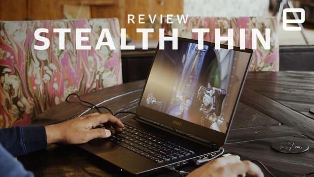 Engadget msi stealth thin review altavistaventures Gallery
