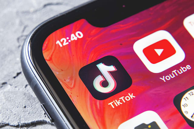 TikTok has exploded in popularity over the past two years, becoming a rare Chinese internet success story in the West. (Getty Images)