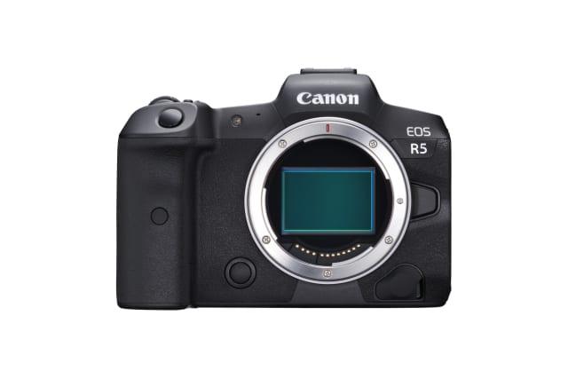 �Canon EOS-R5