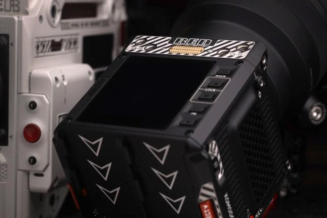 RED Komodo 6K camera touchscreen phase-detect autofocus