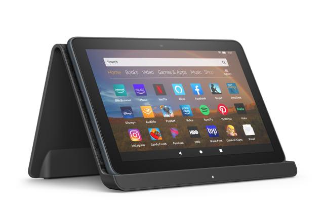 Amazon Fire HD 8 Plus tablet (2020)