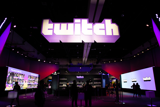 SAN DIEGO, CA - SEPTEMBER 29: Fans entering TwitchCon at San Diego Convention Center on September 29, 2019 in San Diego, California. (Photo by Martin Garcia/ESPAT Media/Getty Images)