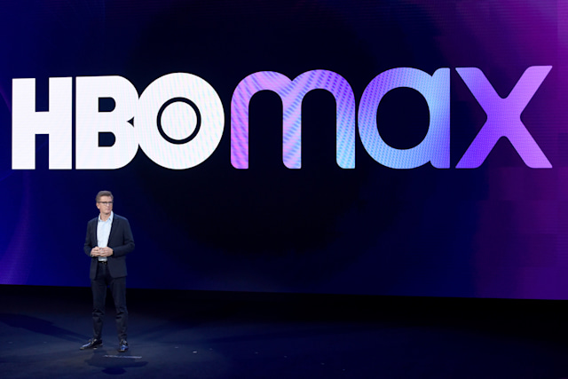BURBANK, CALIFORNIA - OCTOBER 29: Kevin Reilly, Content Officer of HBO Max and President of TNT, TBS, & TruTV, speaks onstage at HBO Max WarnerMedia Investor Day Presentation at Warner Bros. Studios on October 29, 2019 in Burbank, California. (Photo by Presley Ann/Getty Images for WarnerMedia)