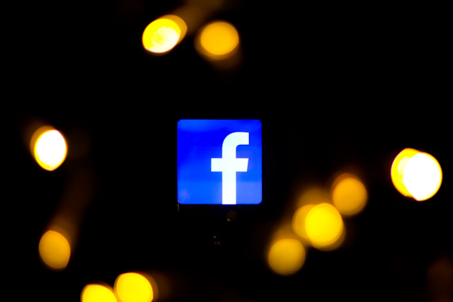 Facebook logo is displayed on a mobile phone screen photographed for illustration photo in Krakow, Poland on 16 January, 2020. (Photo by Beata Zawrzel/NurPhoto via Getty Images)