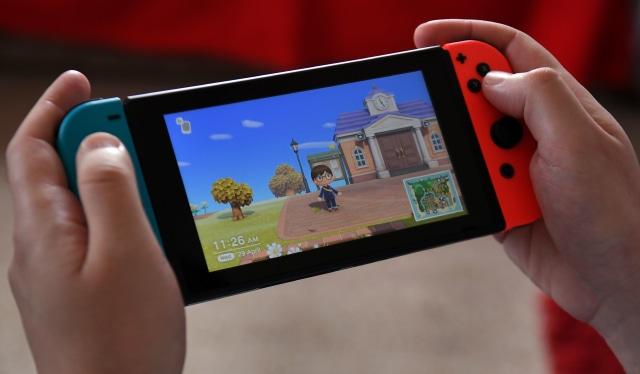 Nintendo Switch Animal Crossings