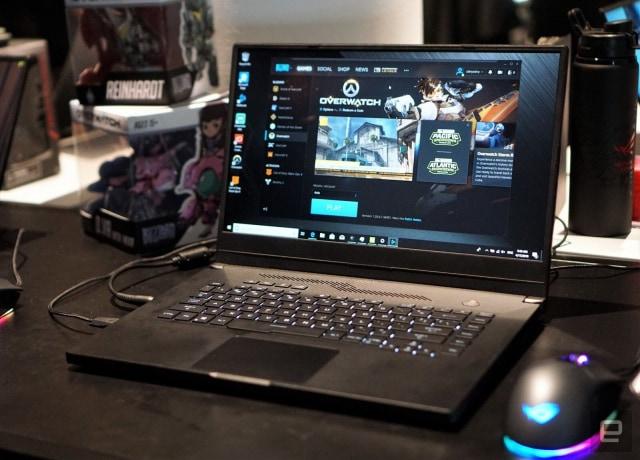 ASUS ROG Zephyrus G gaming laptop