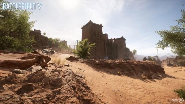 Libya in 'Battlefield V'